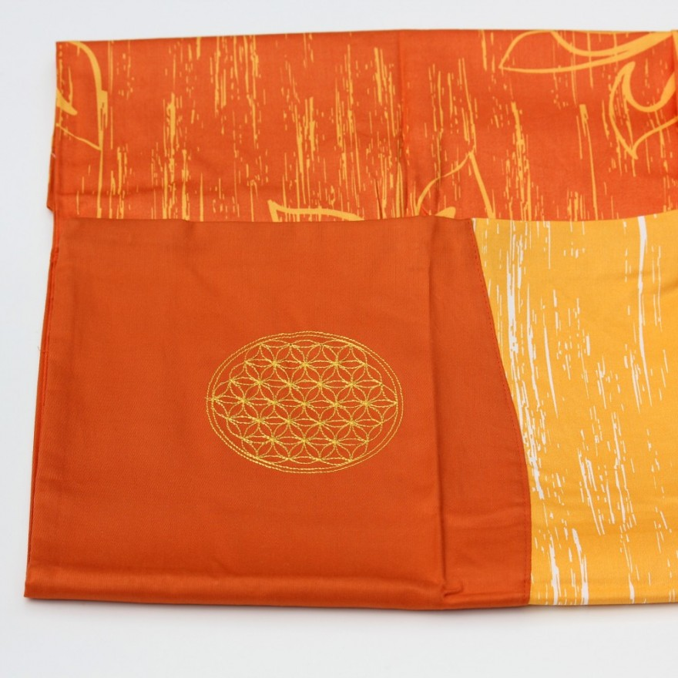 Kissenbezug 40x60 cm Blume des Lebens, Spirit of OM