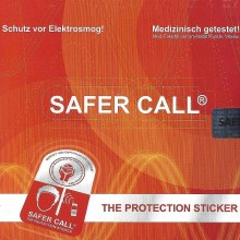 Safer Call © Handyaufkleber