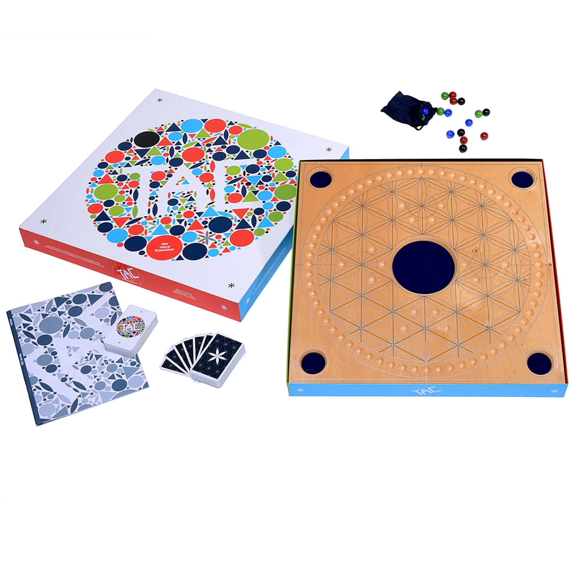 Tac Spiel 6 Personen